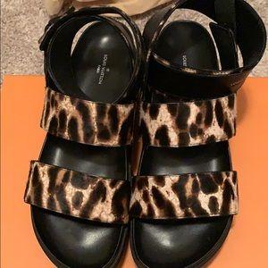 Louis Vuitton Platform Sandals